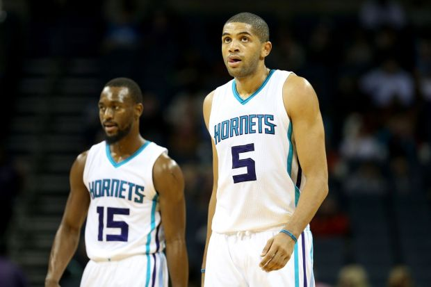 Kemba and Nic Batum