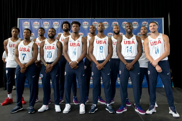 AP US ROSTER BASKETBALL S OLY BKO USA NY
